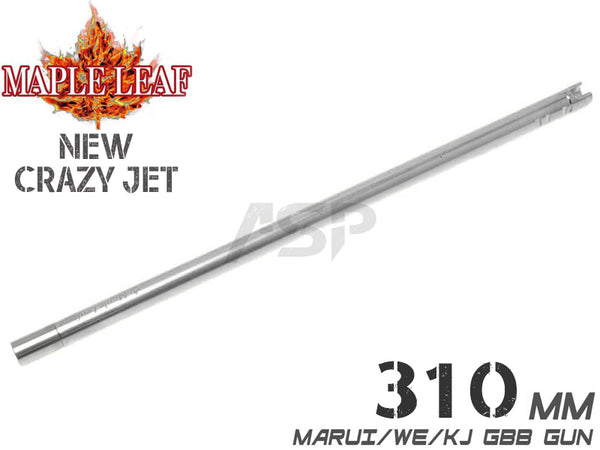 MAPLE LEAF CRAZY JET 310MM FOR TOY AEG/GBBR