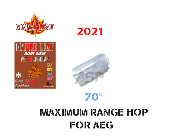 MAPLE LEAF 2021 NEW 70 DEGREE SILICONE MR. HOP FOR AEG