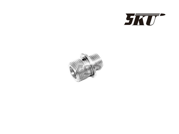 5KU STAINLESS STEEL PISTOL ADAPTOR