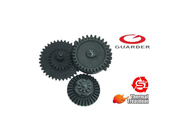 GUARDER Steel High Speed Gear Set for AEG II/III