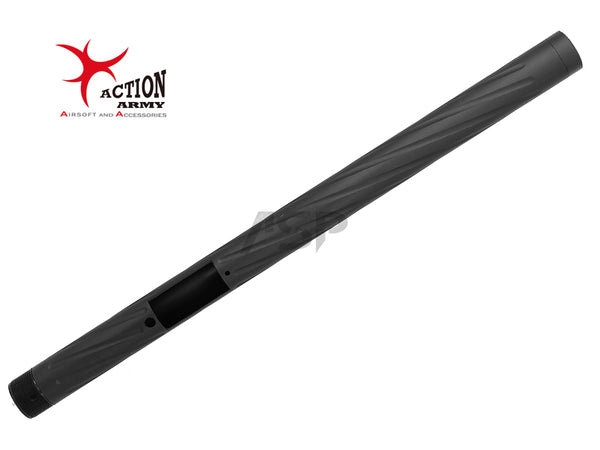 AA TWISTED OUTER BARREL FOR VSR/T-10 (300mm)