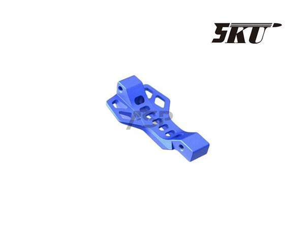 5KU COBRA BILLET ALUMINUM TRIGGER GUARD-BLUE