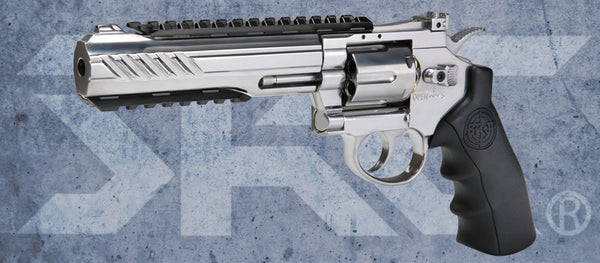 SRC TITAN REVOLVER PLATINUM VERSION-CO2