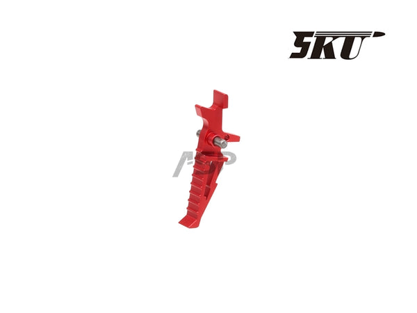 5KU CNC TACTICAL M4 TRIGGER-RED