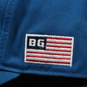 【BRIEFING】MENS INITIAL CAP[DENIM BLUE](BRG211M52)
