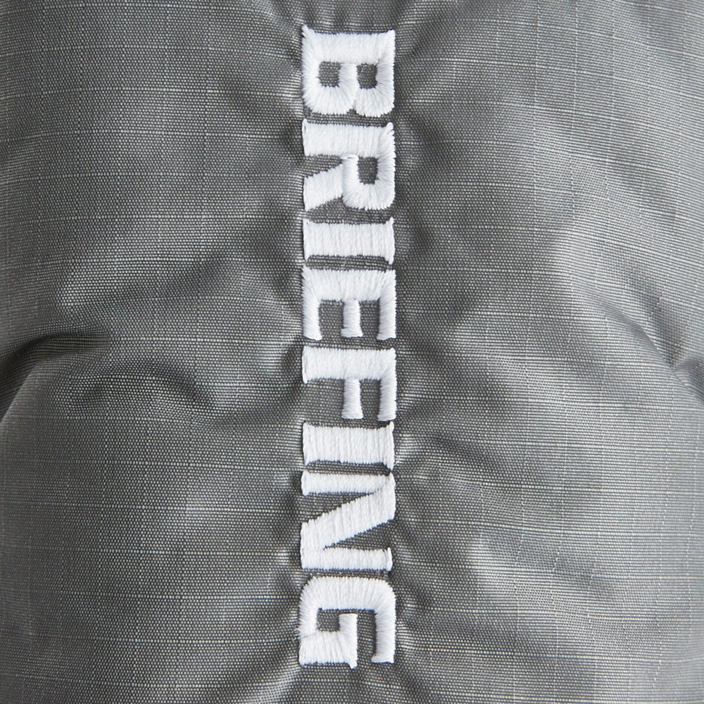 【BRIEFING】DRIVER COVER RIP[LIGHT GRAY](BRG191G34)