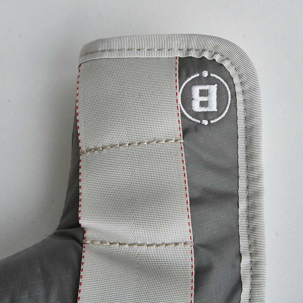 【BRIEFING】PUTTER COVER RIP[LIGHT GRAY](BRG211G21)