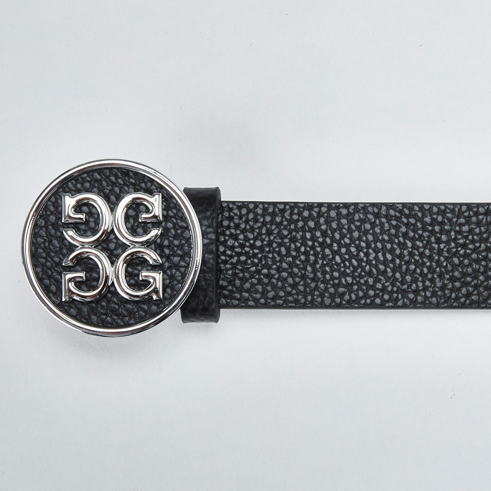 【G/FORE】CIRCLE G'S BELT[ONYX](G4MS20A01A)