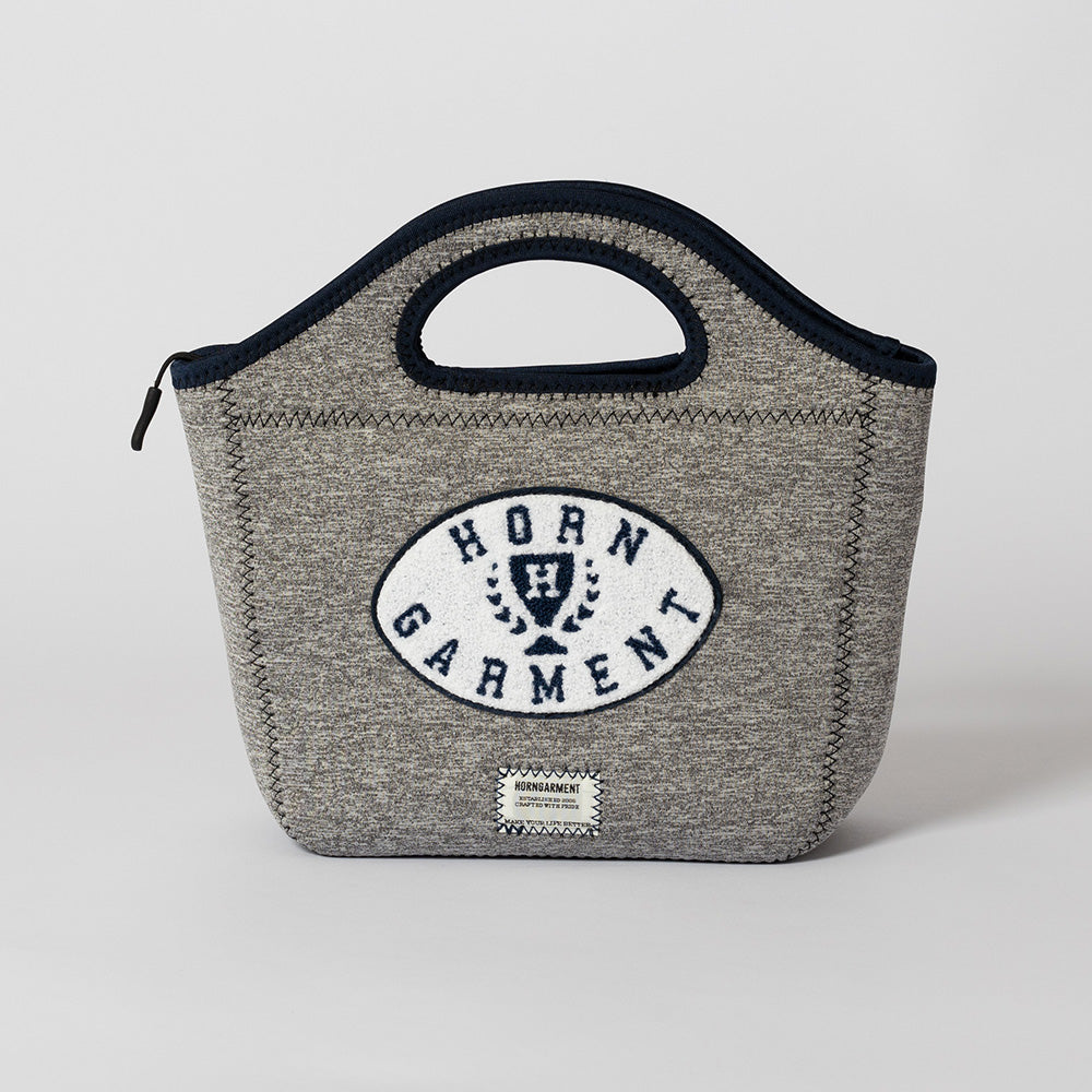 【HORN GARMENT】Camo Neoprene Bag[H.GREY/NAVY](HCS-1A-SB08)