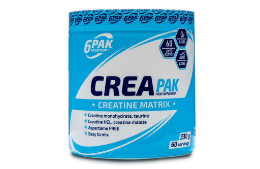 CREAPAK - Creatine matrix - 60 servings