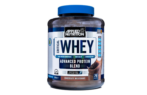 Applied Critical Whey - 2,27 kg - 75 servings + FREE shaker