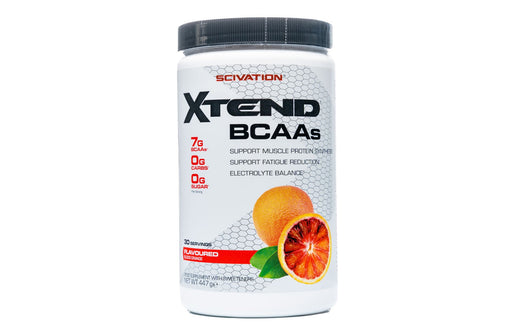 Scivation BCAA - 30 servings (with electrolytes and glutamine)