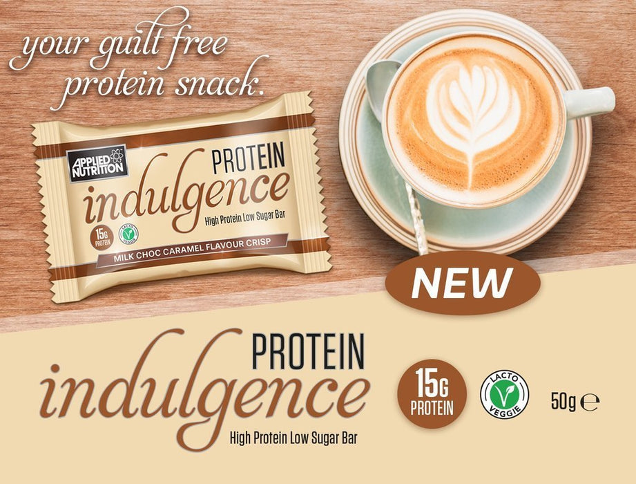 Vegan Indulgence Bar- 50g