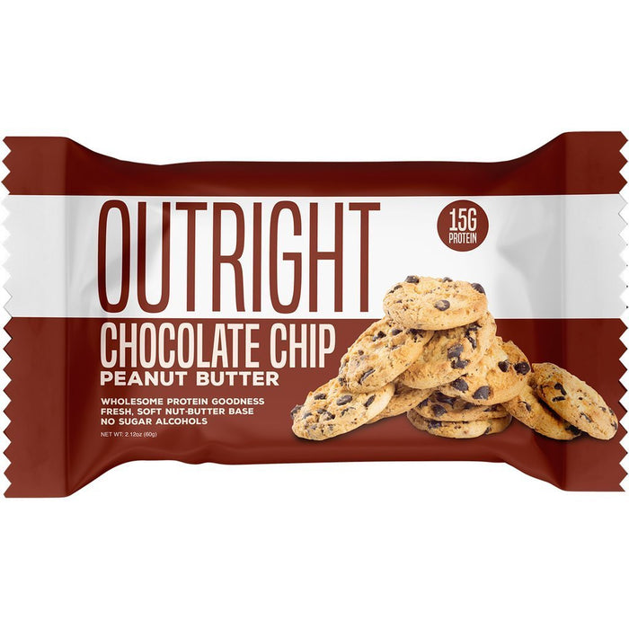 MTS Outright Bar 60g - gluten free protein bar without polyols