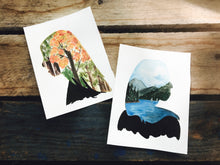 Load image into Gallery viewer, Custom Watercolor Landscape