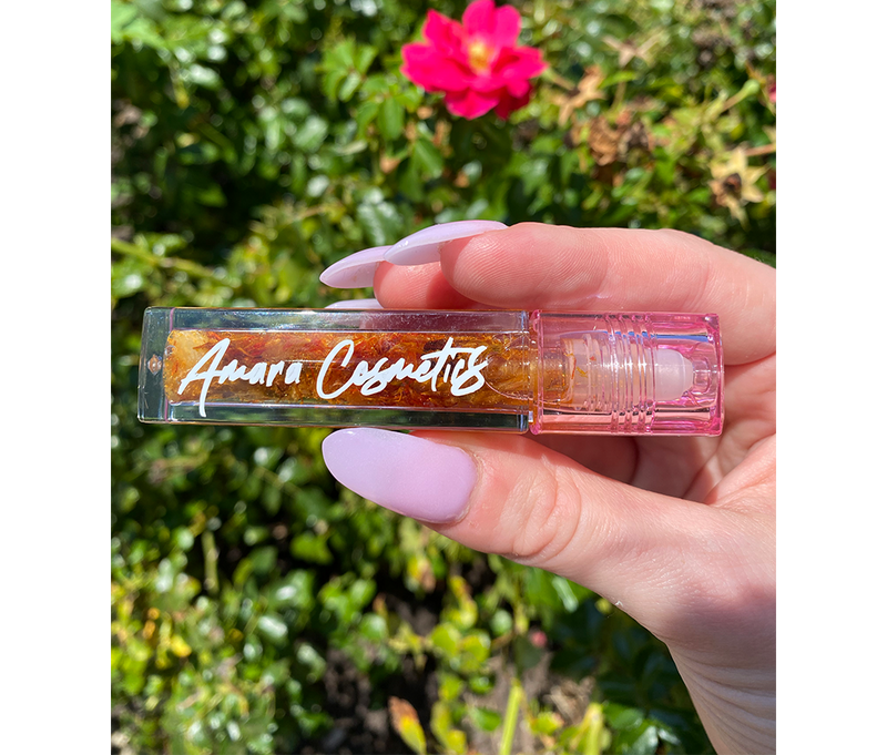 Safflower & Calendula Lip Oil