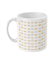 Load image into Gallery viewer, Metallic TCC crowns mug