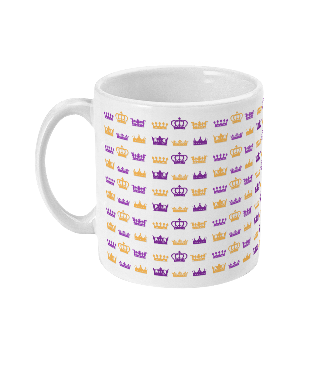 Regal TCC crown mug