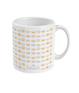 Metallic TCC crowns mug