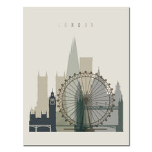 Load image into Gallery viewer, Retro London print