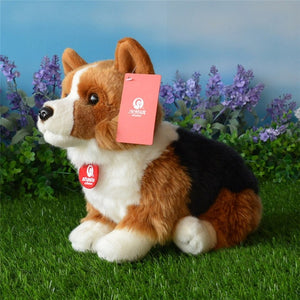 Pembrokeshire Welsh Corgi plush teddy
