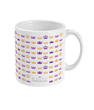 Load image into Gallery viewer, Regal TCC crown mug