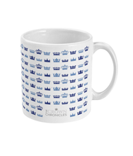 Load image into Gallery viewer, Blue TCC crowns mug