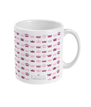 Load image into Gallery viewer, Pink TCC crowns mug