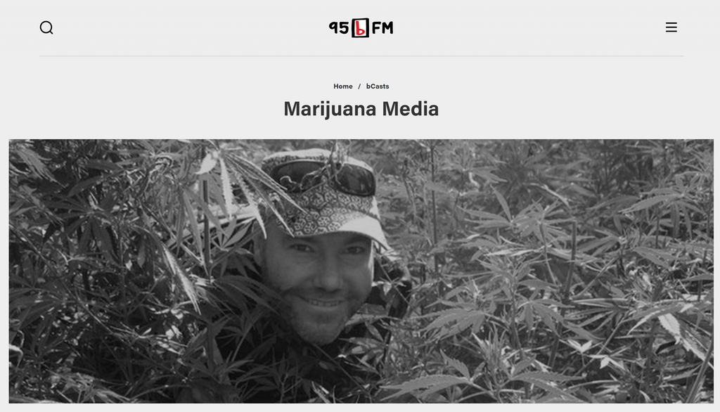 The Hempstore presents Marijuana Media on 95bFM