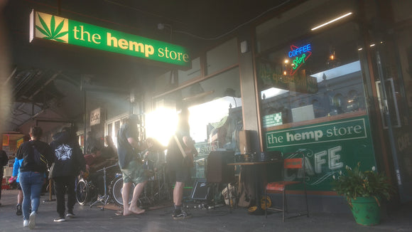About The Hempstore and our kaupapa