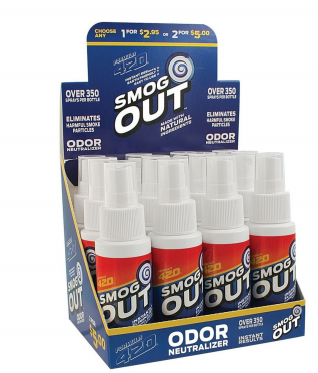 Formula 420 Smog Out Odor Neutraliser - 2 fl oz (59ml)