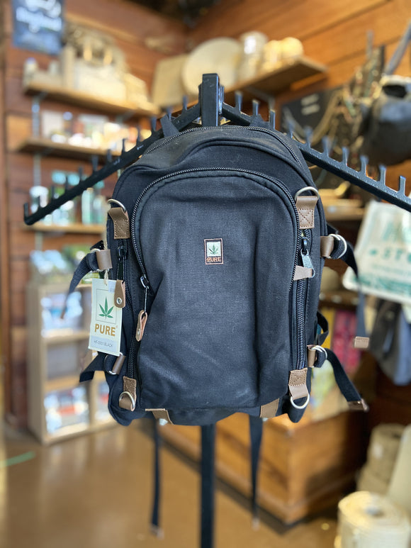 BAG PURE HEMP BACKPACK HF001