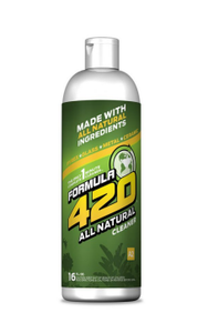 Formula 420 All Natural Glass Cleaner - Large 16 fl oz (473ml)
