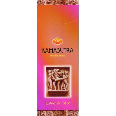 INCENSE KAMA SUTRA LOVE&SEX 8STK