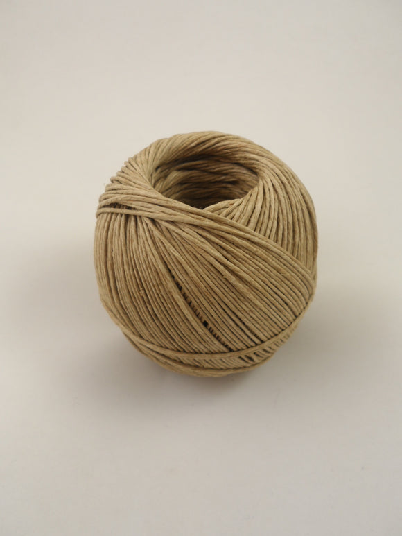 TWINE NATURAL REGULAR GRADE (2/2.5) 100G