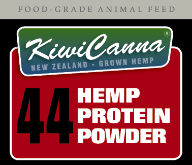 Kiwicanna NZ Hemp Protein Powder - 1kg