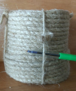 ROPE 6MM 3-PLY 20M COIL