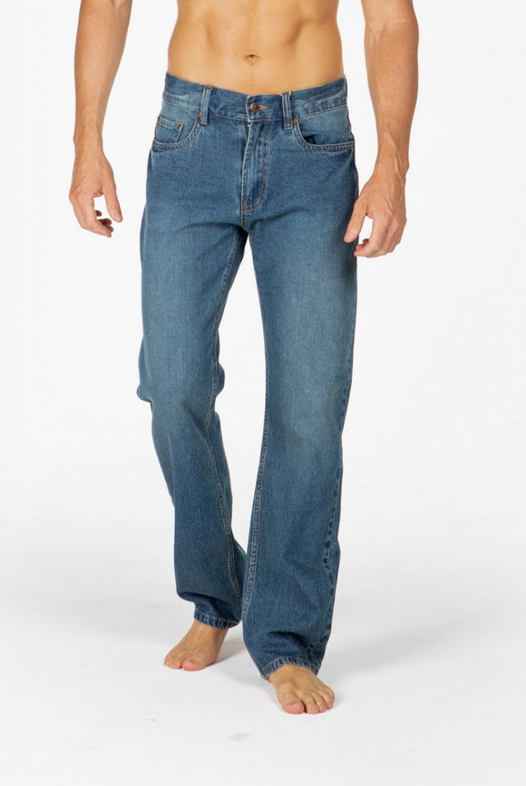 BRAINTREE HEMP DENIM JEANS