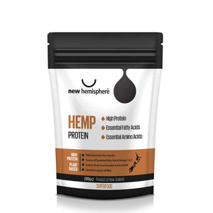 New Hemisphere NZ Hemp Protein Powder 200g
