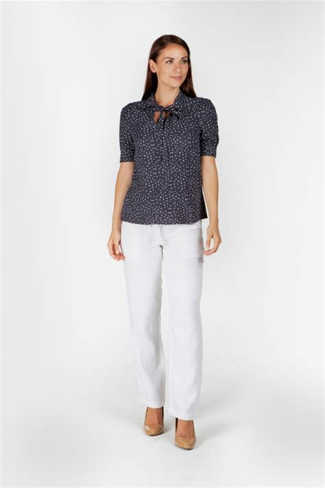 Braintree Women's Hemp Blouse