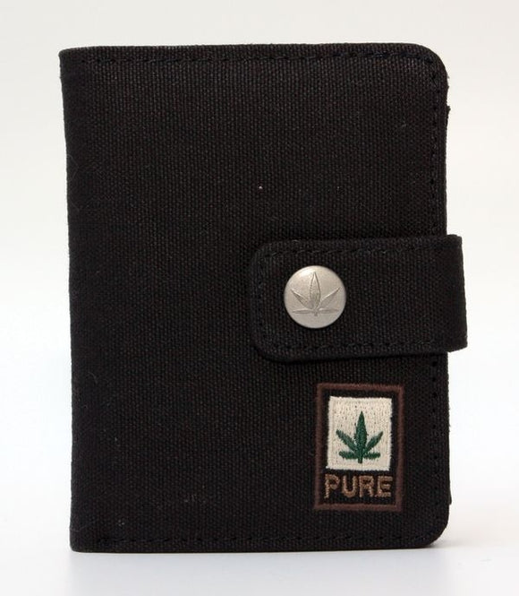 WALLET PURE HEMP HF060