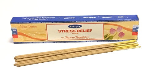 INCENSE SATYA STRESS RELIEF [15G]