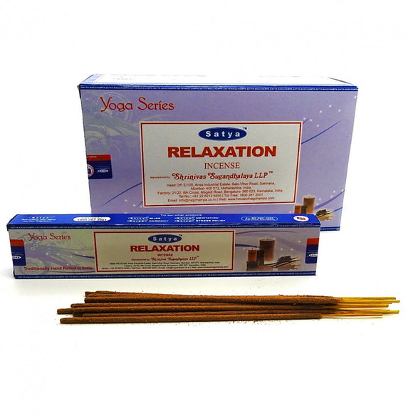 INCENSE SATYA RELAXATION [15G]