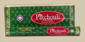 INCENSE SATYA PATCHOULI 15G