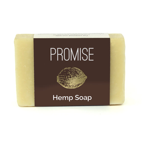 PROMISE HEMP SOAP WITH SHEA BUTTER – 100G