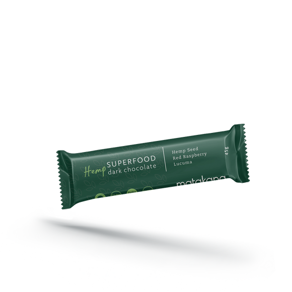 Hemp Superfood Dark Chocolate bar 45g
