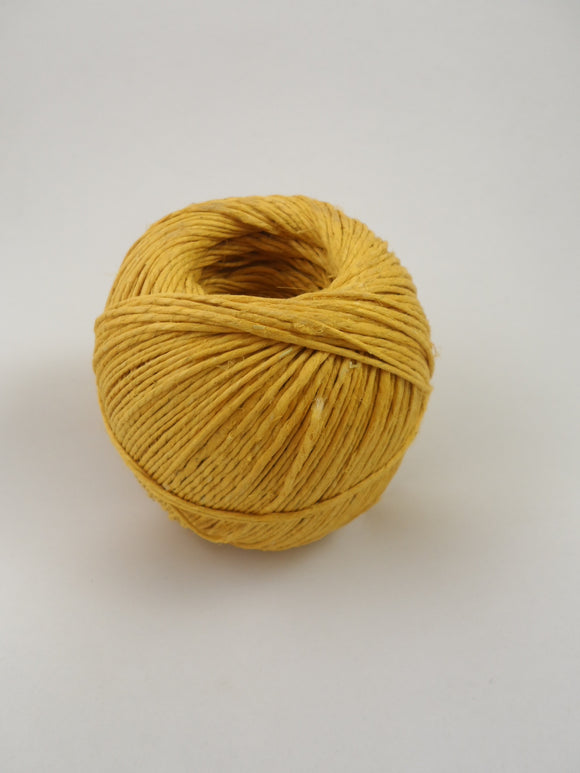TWINE GOLDEN YELLOW REG 2/2.5 100G