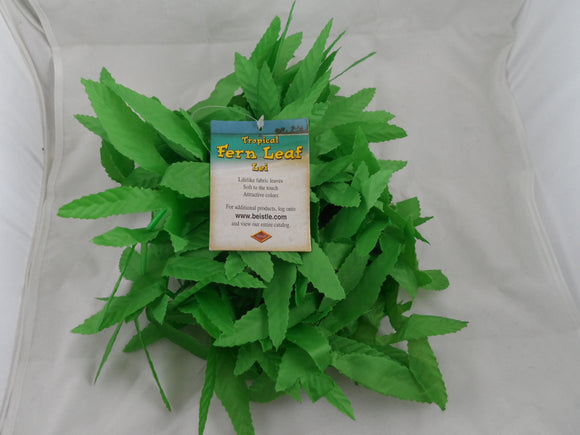 HEMP LEAF LEI