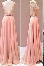 Load image into Gallery viewer, Sweetheart Lace Backless with Open Backs Formal Gown Backless Evening Gowns For Teens RS140