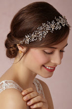 Load image into Gallery viewer, Classic Alloy/Rhinestones Ladies' Hair Jewelry